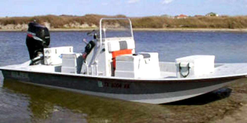 "CAPTAIN'S ""DREAM"" BOAT:"